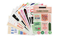 Peter Pauper Press - Essentials She Believed Planner Stickers