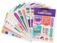 Peter Pauper Press - Essentials Faith Planner Stickers