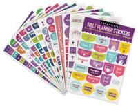 Peter Pauper Press - Essentials Bible Weekly Planner Stickers