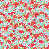 Moda Fabric - Little Ruby - Bonnie & Camille - #55130-12