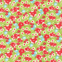 Moda Fabric - Little Ruby - Bonnie & Camille - #55130-14
