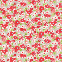 Moda Fabric - Little Ruby - Bonnie & Camille - #55130-15