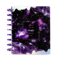 The Happy Planner - Me and My Big Ideas - 2021 Stargazer Classic Deluxe Happy Planner - 12 Month (Dated, Vertical)