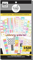 The Happy Planner - Me and My Big Ideas - Value Sticker Book - Savvy Saver Budget (#1428)