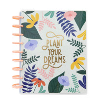 The Happy Planner - Me and My Big Ideas - 2021 Plant Your Dreams Classic Happy Planner - 12 Months (Dated, Dashboard)
