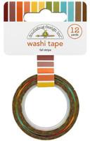 Doodlebug Designs - Washi Tape - Fall Stripe