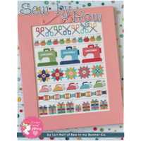 It's Sew Emma - Cross Stitch Pattern - Lori Holt's Sew By Row