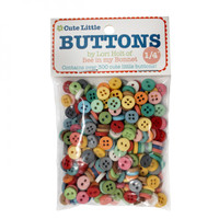 Riley Blake Designs - Lori Holt - Cute Little Buttons 1/4in