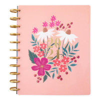 The Happy Planner - Me and My Big Ideas - 2021 Garden Flowers BIG Happy Planner - 12 Months (Dated, Vertical)