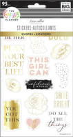 The Happy Planner - Me and My Big Ideas - Sticker Sheets - Teresa Collins