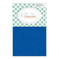 Riley Blake Designs - Lori Holt of Bee in My Bonnet - Vintage Cloth 10 Count - American Blue