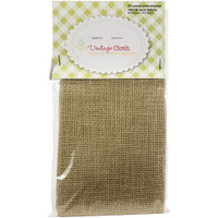 Riley Blake Designs - Lori Holt of Bee in My Bonnet - Vintage Cloth 10 Count - Burlap