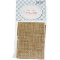 Riley Blake Designs - Lori Holt of Bee in My Bonnet - Vintage Cloth 10 Count - Oatmeal
