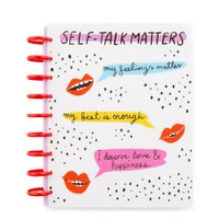 The Happy Planner - Me and My Big Ideas - Classic Guided Journal - All The Feels