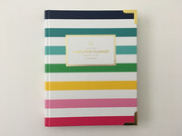 ***OUTDATED*** Emily Ley - The Simplified Planner - Weekly Planner - Happy Stripe (Dated)
