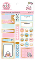 Craft Smith - OnceMoreWithLove - Sticker Book - Budget & Functional