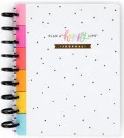 The Happy Planner - Me and My Big Ideas - Classic Guided Journal - Happy Life