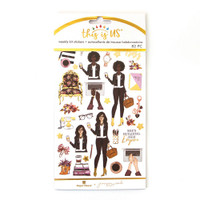 Paper House - Weekly Planner Sticker Kit - This is Us - Girl Boss