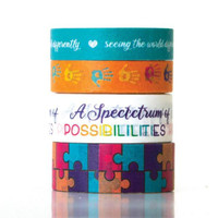 Paper House - Washi Tape - This Is Us - Autism