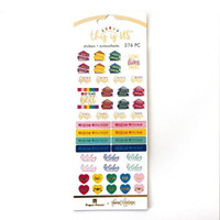Paper House - Functional Sticker Set - This is Us - Co-Parenting