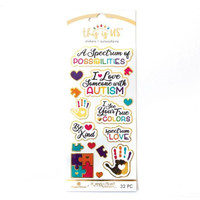 Paper House - Stickers - This is Us - Autism