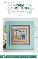 It's Sew Emma - Cross Stitch Pattern - Prim Series #4 - Kindness & Generosity