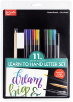 Leisure Arts - Learn To Hand Letter Set