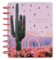 The Happy Planner - Me and My Big Ideas - 2021 Desert Flower Classic Happy Planner - 12 Months (Dated, Dashboard)
