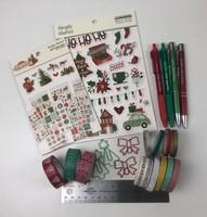 Christmas Planner Kit