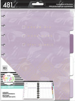 The Happy Planner - Me and My Big Ideas - Girl With Goals Classic Hourly Extension Pack