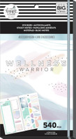 The Happy Planner - Me and My Big Ideas - Accessory Book - Wellness Warrior