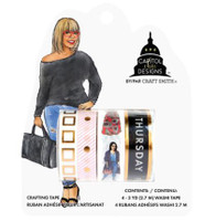 Craft Smith - Capitol Chic Designs - Washi Tapes - Functional
