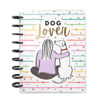 The Happy Planner - Me and My Big Ideas - 2021 Dog Lover Classic Happy Planner - 12 Months (Dated, Vertical)