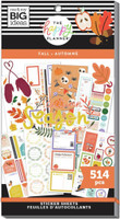 The Happy Planner - Me and My Big Ideas - Value Sticker Book - Fall (#514)