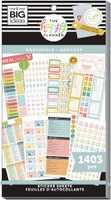 The Happy Planner - Me and My Big Ideas - Value Sticker Book - Daily Chores (#1403)