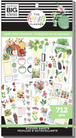 The Happy Planner - Me and My Big Ideas - Value Sticker Book - Don't Stop Growing (#712)