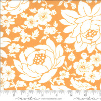 Moda Fabric - Shine On - Bonnie & Camille - Mums Nectarine #55210 19