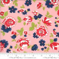 Moda Fabric - Shine On - Bonnie & Camille - Blossom Pink #55211 15