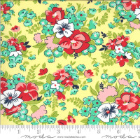 Moda Fabric - Shine On - Bonnie & Camille - Meadow Sunshine #55213 18