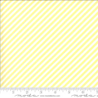 Moda Fabric - Shine On - Bonnie & Camille - Stripe Sunshine #55215 18