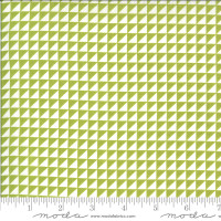 Moda Fabric - Shine On - Bonnie & Camille - HST Green #55217 16