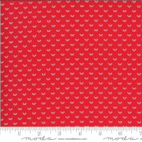 Moda Fabric - Shine On - Bonnie & Camille - Over Rainbow Red #55218 11