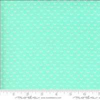 Moda Fabric - Shine On - Bonnie & Camille - Over Rainbow Aqua #55218 12