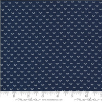 Moda Fabric - Shine On - Bonnie & Camille - Over Rainbow Navy #55218 17