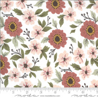 Moda Fabric - Folktale - Lella Boutique - Forest Path Cloud #5120 11