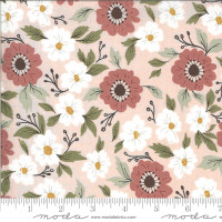 Moda Fabric - Folktale - Lella Boutique - Forest Path Cloud #5120 12