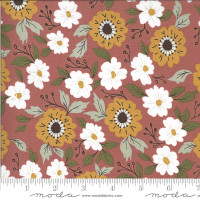 Moda Fabric - Folktale - Lella Boutique - Forest Path Posie #5120 13