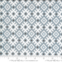 Moda Fabric - Folktale - Lella Boutique - Gypsy Kiss Sky #5122 17