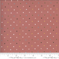 Moda Fabric - Folktale - Lella Boutique - Magic Dot Posie #5124 13