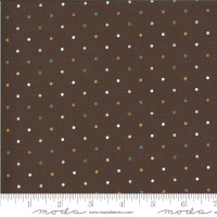 Moda Fabric - Folktale - Lella Boutique - Magic Dot Coco #5124 18